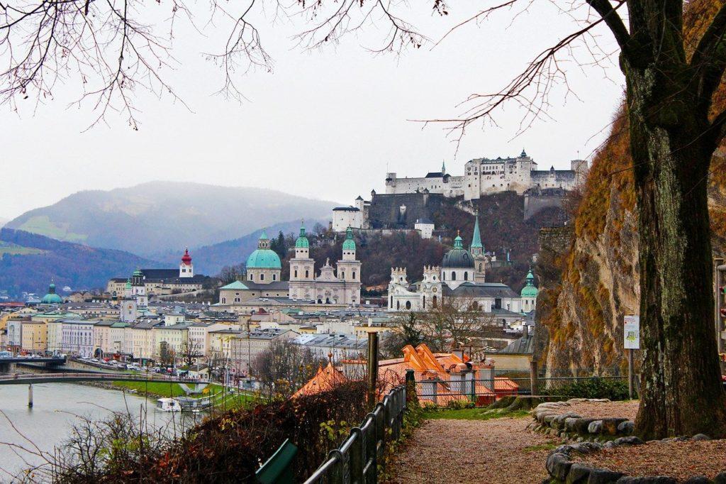 Mijnen, Mozart en kastelen in Salzburg