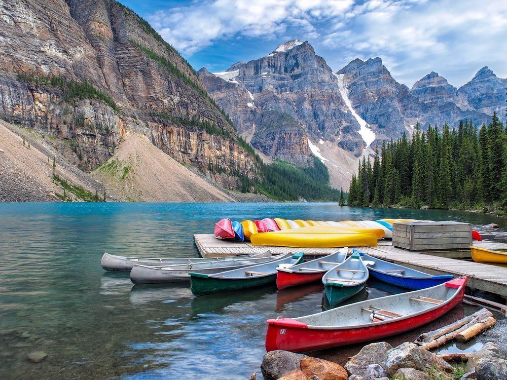 Dit zijn Canada's meest bijzondere Nationale Parken