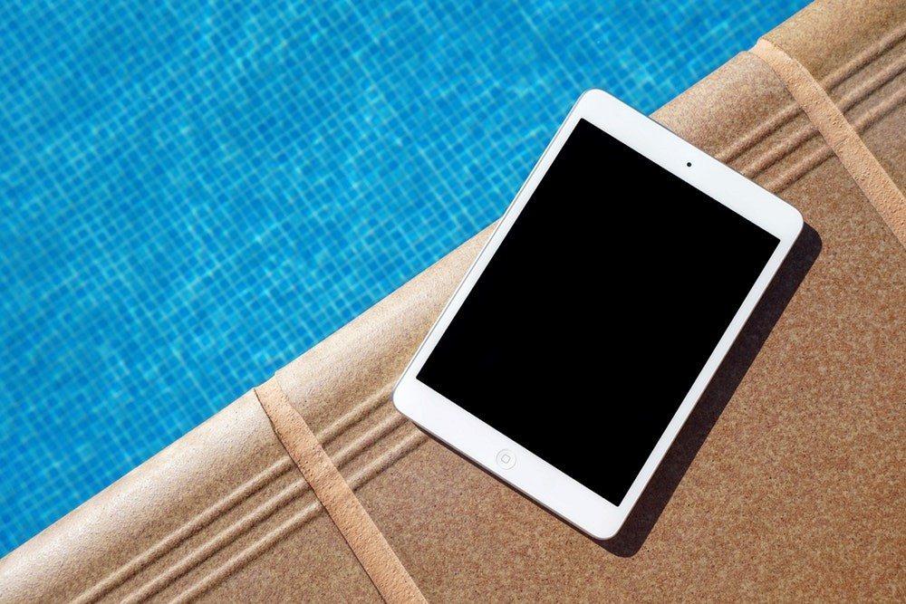 5x Waarom jij een tablet mee op reis zou moeten nemen