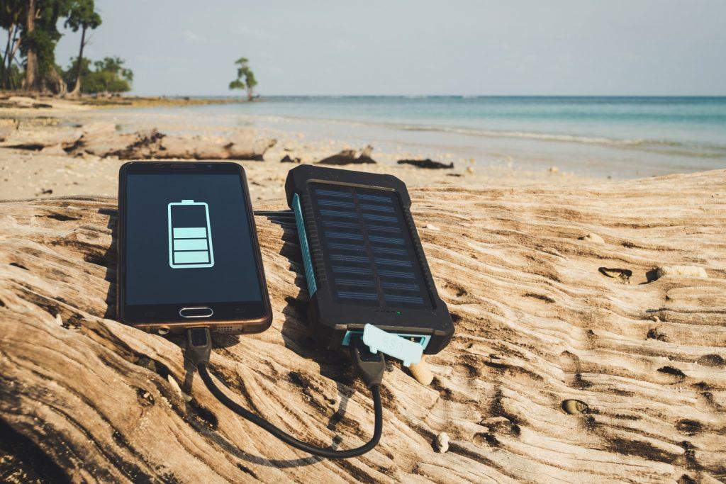 5 redenen om een powerbank mee te nemen op reis